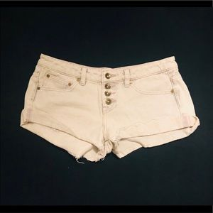O'Neill Shorts White Size 3 NEW